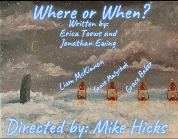 Where or When? Written by Erica Toews and Jonathan Ewing. Directed by Mike Hicks.