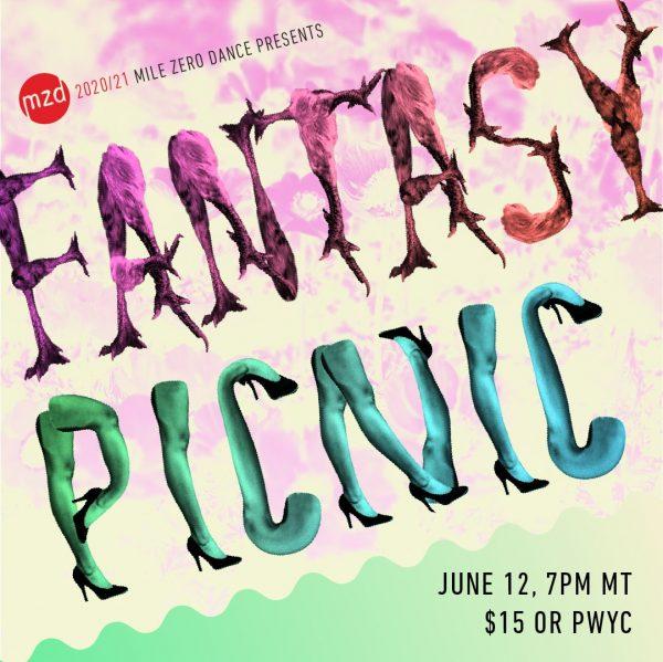 Mile Zero Fantasy Picnic - July 12 at 7:00pm - $15 or PWYC