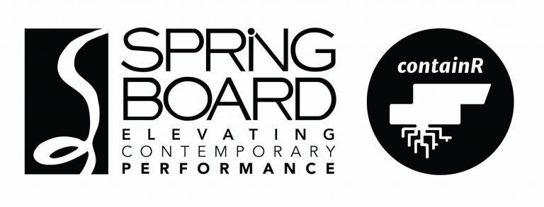 Spring Board Elevating Contemporary Performance Logo