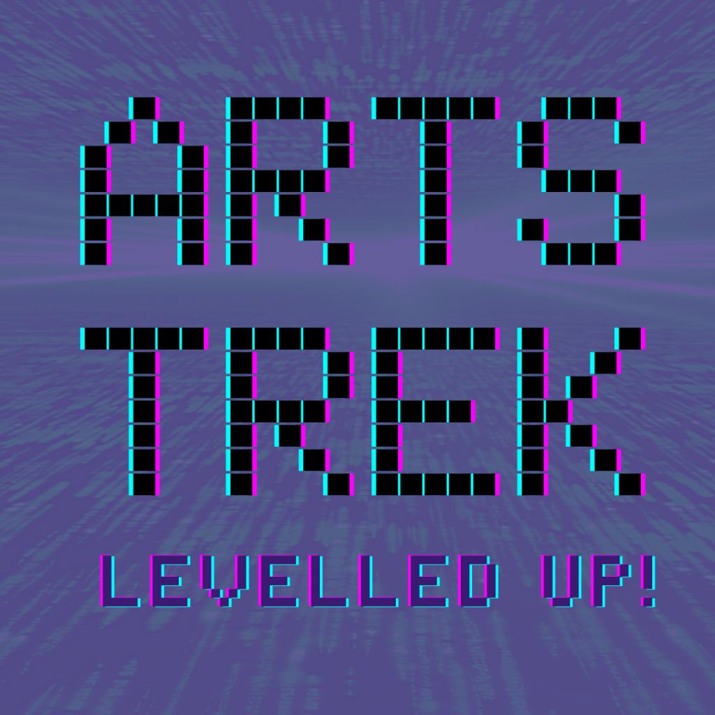 Artstrek-Levelled up