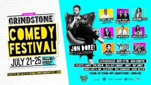 Grindstone Comedy Festival - July 21-25