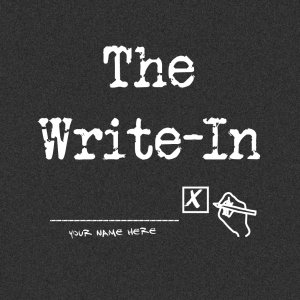 The Write-In