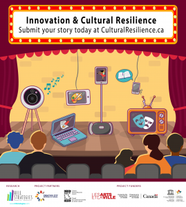 Innovation and Cultural Resilienc - Call for Stories