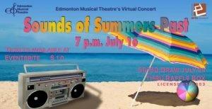 Sounds of Summers Past - Edmonton Musical Theatre