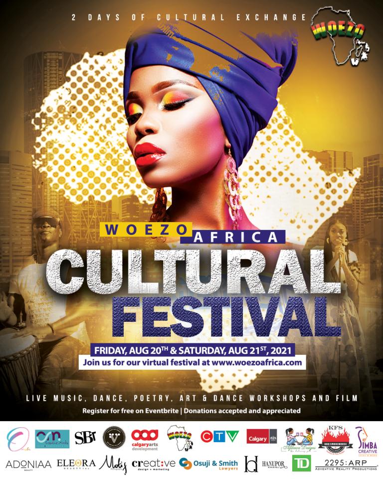 Woezo Africa Cultural Festival