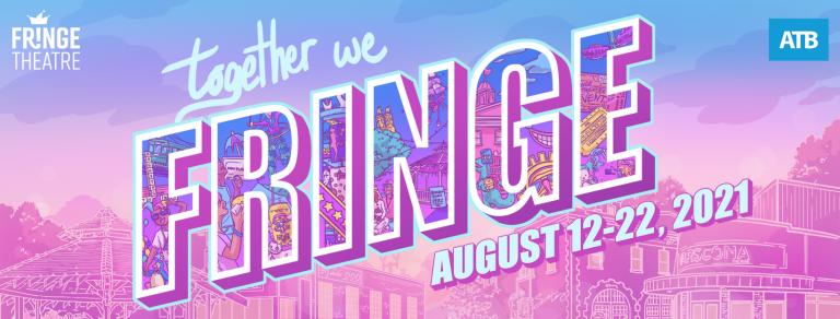 Banner logo for Together We Finge Festival