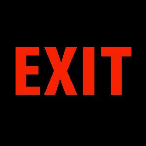 Fire Exit Theatre logo