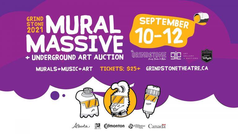 Mural Massive Underground Art Auction - September 10-12