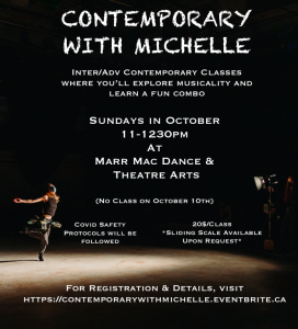 Contemporary With Michelle