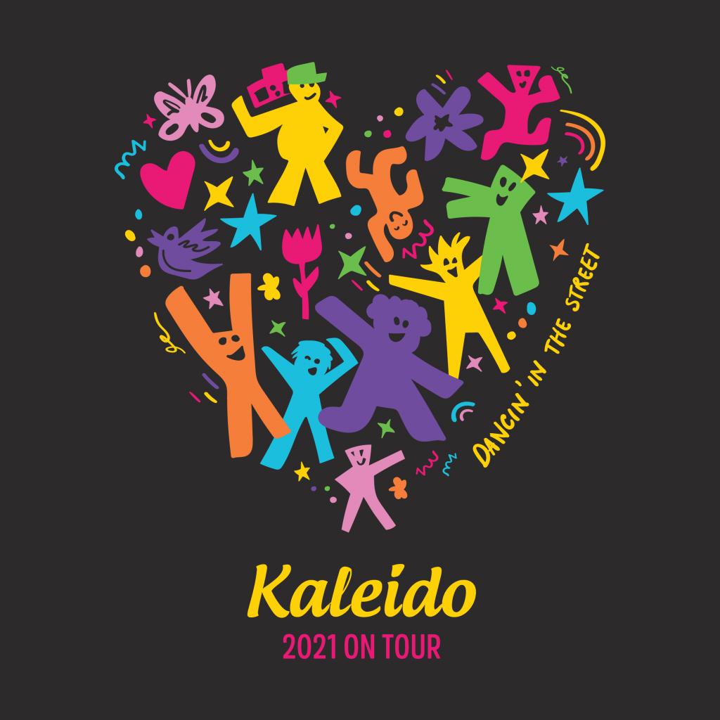 Kaleido 2021 on Tour