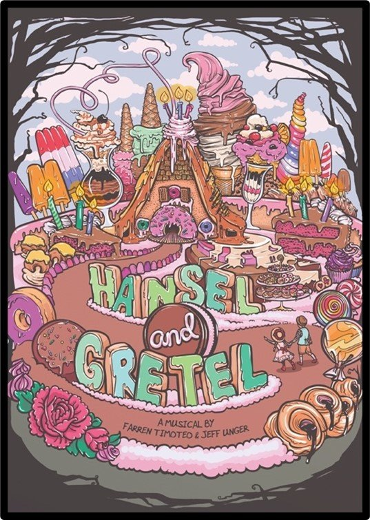 Hansel and Gretal by Farren Timoteo & Jeff Unger