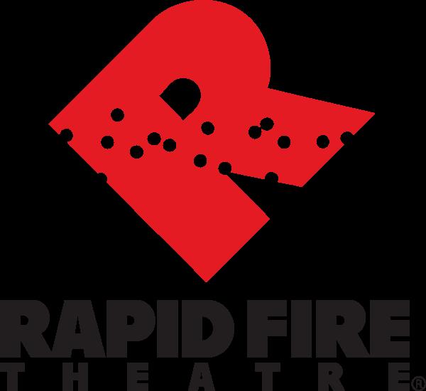Rapid Fire Theatre logo