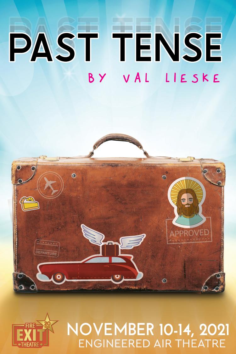 Past Tens by Vale Lieske