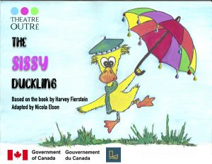 Theatre Outré seeks audition submissions for The Sissy Duckling