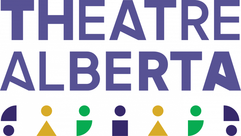 Theatre Alberta logo