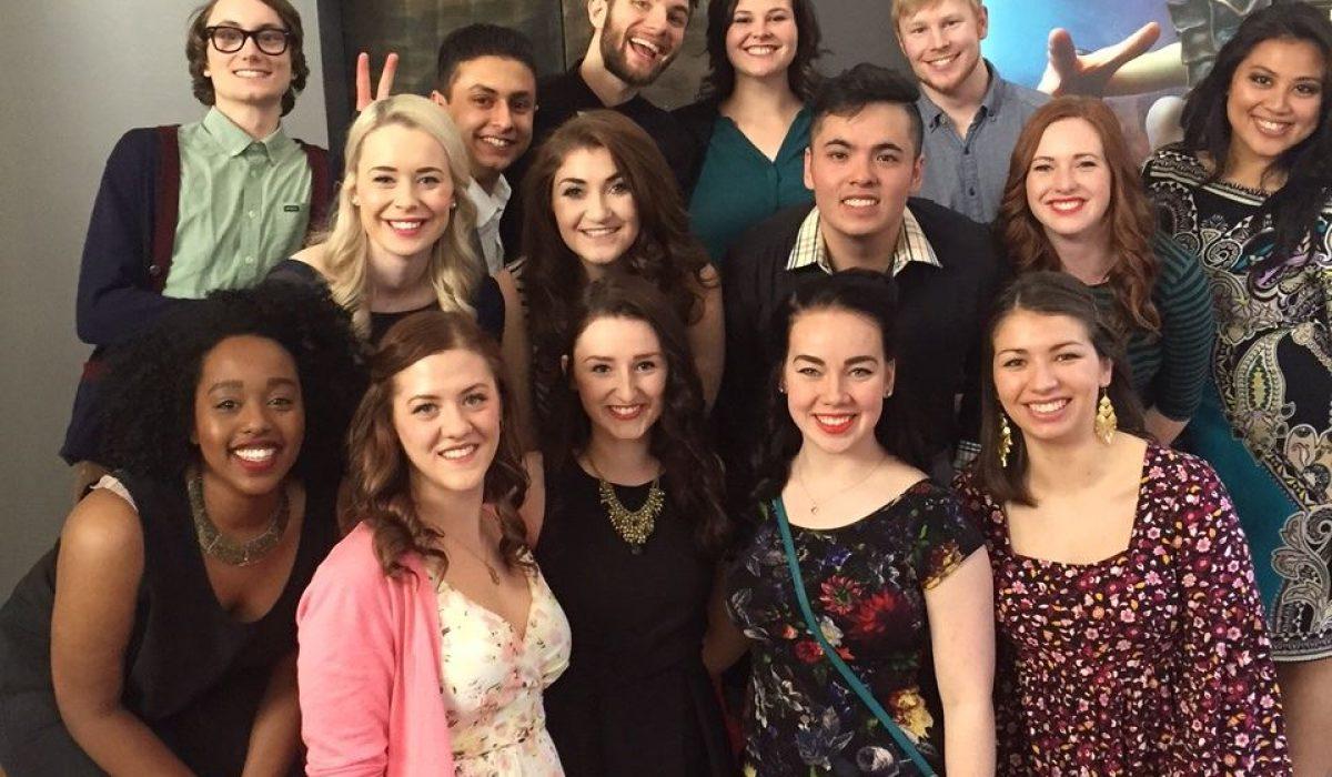 MacEwan Students at Emerge